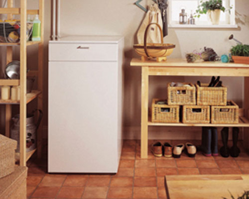A Greenstar Utility Boiler